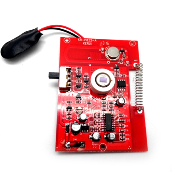 Беспроводной датчик ДВИЖЕНИЯ диапазона 433 МГц до 100 метров.