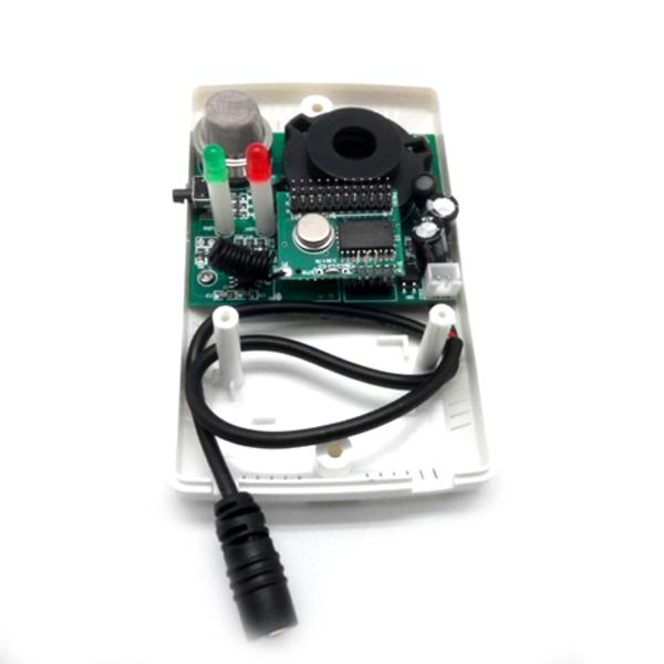 Сигнализатор утечки ГАЗА с беспроводным интерфейсом диапазона 433 МГц, 100 метров.