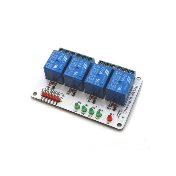 4-x канальное исполнительное устройство (блок реле)