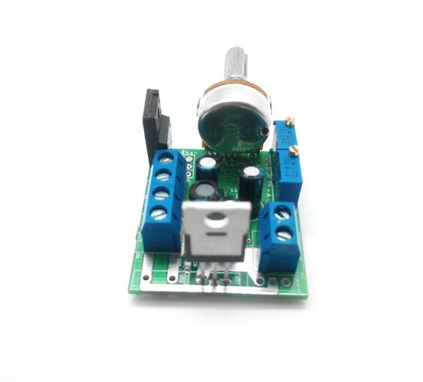 ШИМ регулятор мощности 6-35В 80А