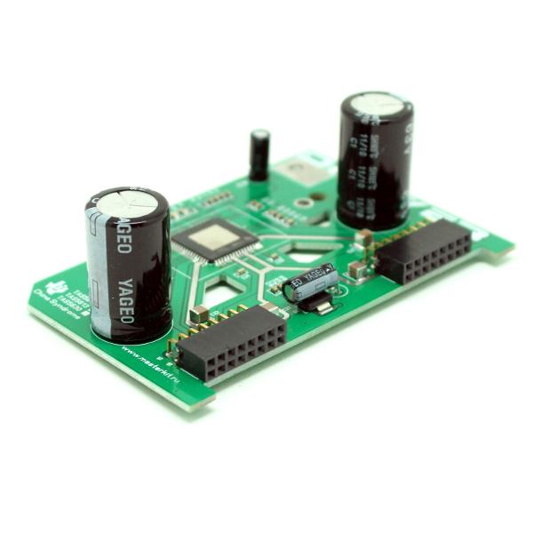 Цифровой усилитель D-класса мощностью 2 x 150 Вт. Технология PurePath ™ HD