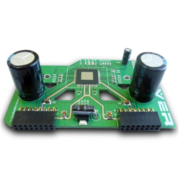 Драйвер для цифрового усилителя D-класса мощностью 300 Вт. PurePath ™ HD