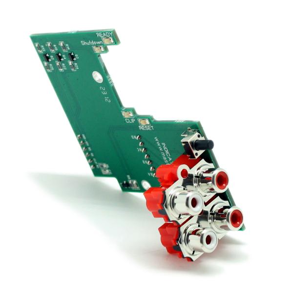 4х канальный предварительный усилитель для драйвера MP5630 (квадро)