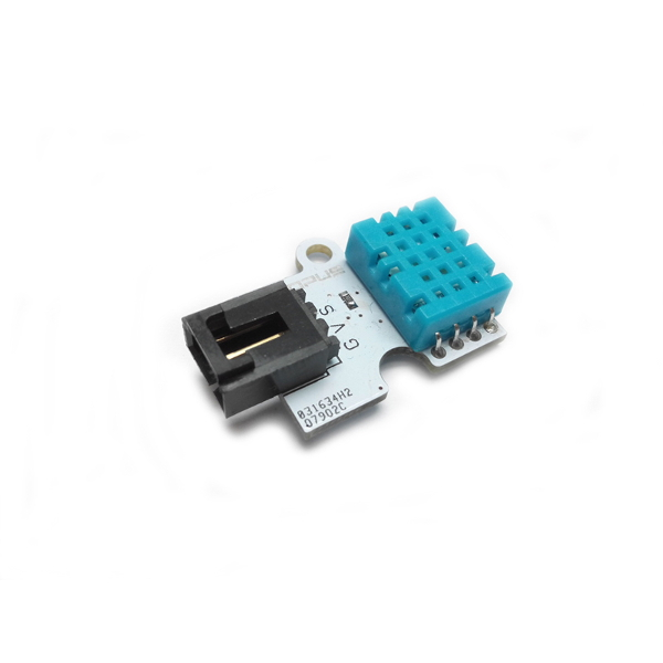 Цифровой датчик температуры и влажности DHT11 с цифровым интерфейсом