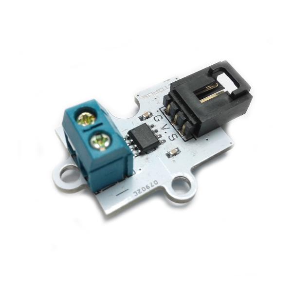Аналоговый датчик тока 30А на базе ACS712ELC-30A