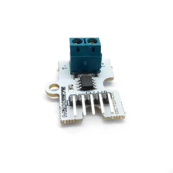 Цифровой преобразователь для термопары серии К, на базе MAX6675