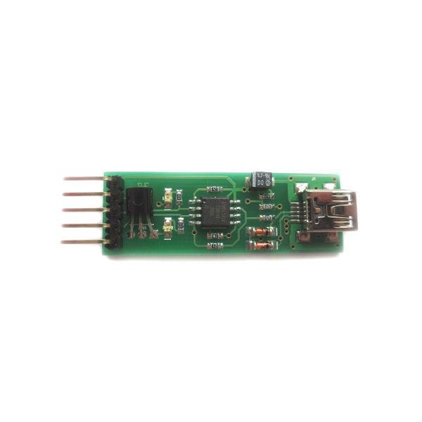 Цифровой USB-термометр