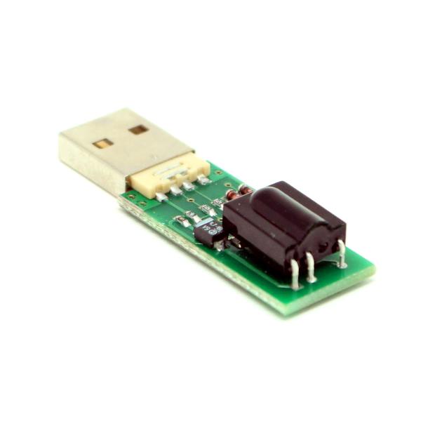 USB ИК приёмник с пультом RC5