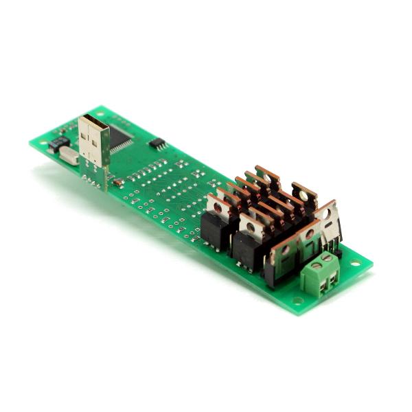 Winamp - спектроанализатор, 15 - канальная цифровая цветомузыка, 5 - канальный термометр