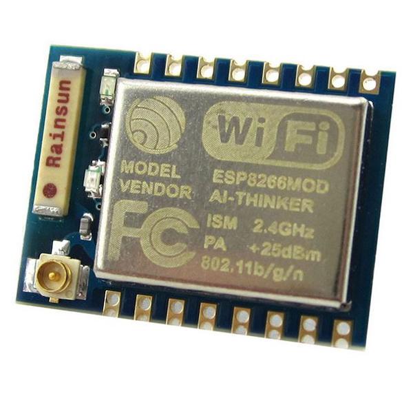 WiFi модуль ESP8266EX-07 с увеличенной дальностью связи*