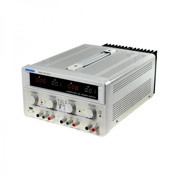 Лабораторный источник питания 2х30В, 2х5А (двухканальный)