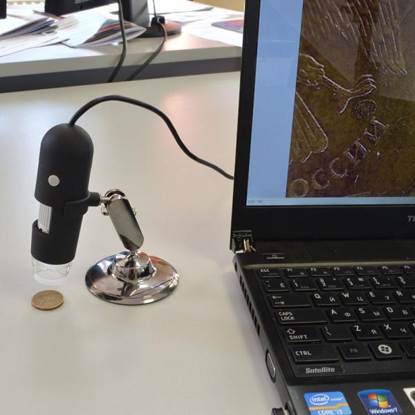USB-Микроскоп