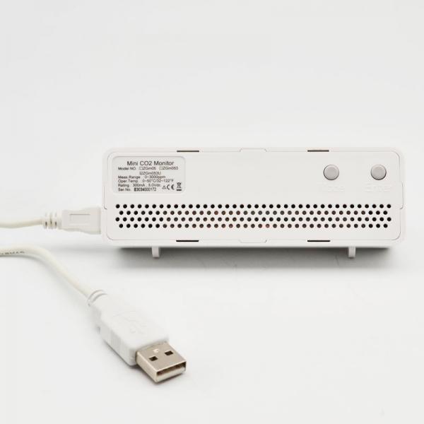 Детектор углекислого газа со звуковым сигналом