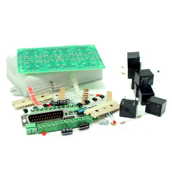 Исполнительное устройство 8-ми канальное (блок реле)