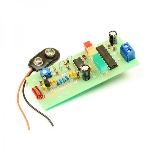 Индикатор электромагнитного излучения