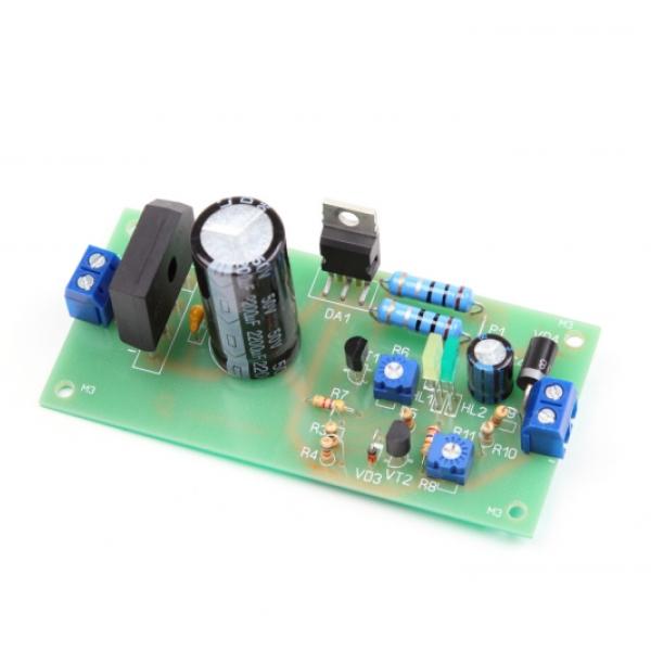 Набор для сборки автоматического ЗУ для VRLA (гелевых) аккумуляторов