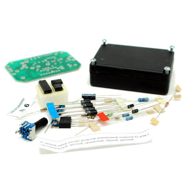 Регулятор скорости для асинхронного двигателя