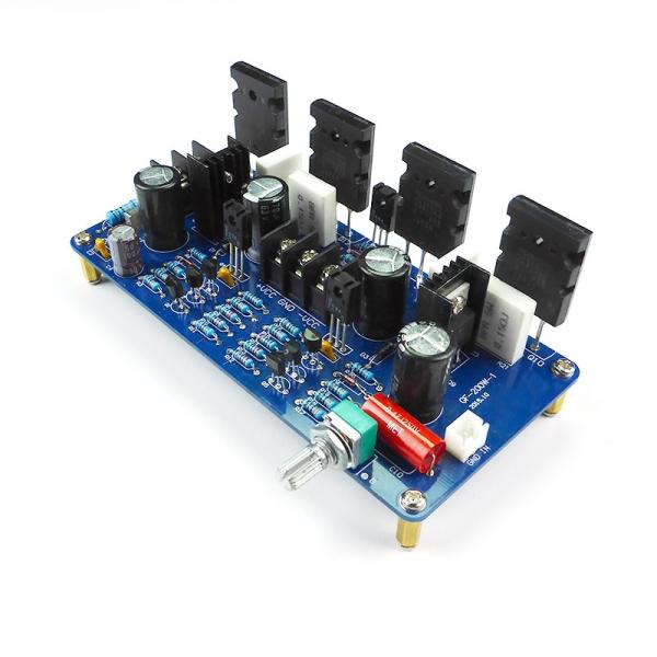 Набор меломана, позволяет собрать Hi-Fi усилителя НЧ, 200 Вт (моно)