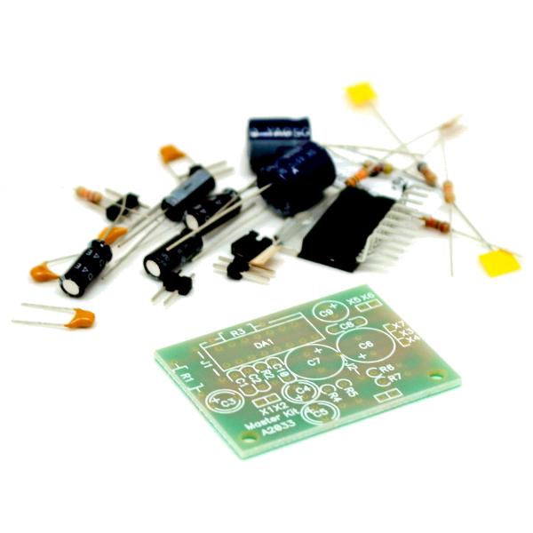 Набор для сборки усилителя НЧ 100Вт, моно (TDA7294).