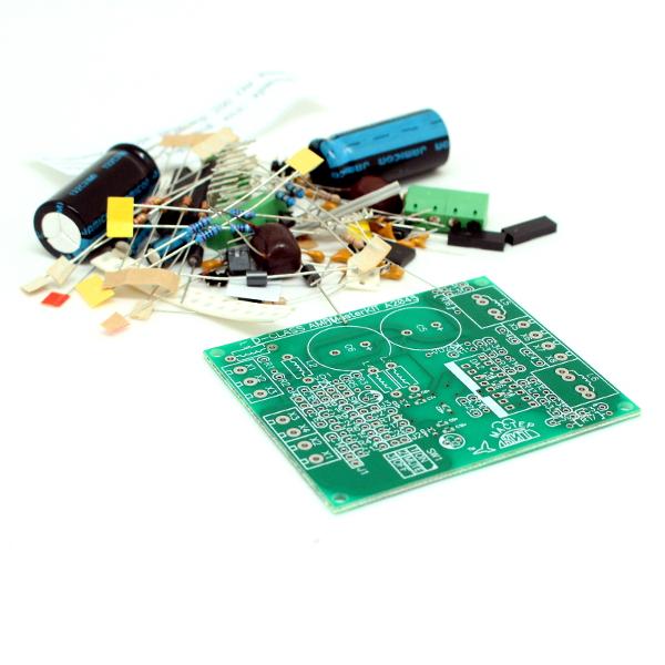 Набор для сборки усилителя НЧ 140Вт или 2х80Вт (D-класс, TDA8929+TDA8927)