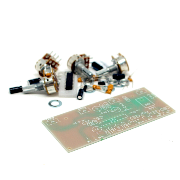 Стереофонический темброблок (LM1036)