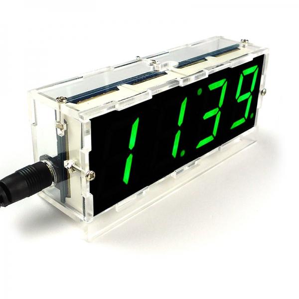 Набор радиолюбителя для сборки настольных DIY часов