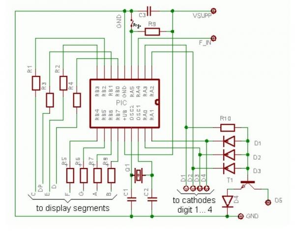 DIY-лаборатория: Частотомер с функцией тестера кварцевых резонаторов