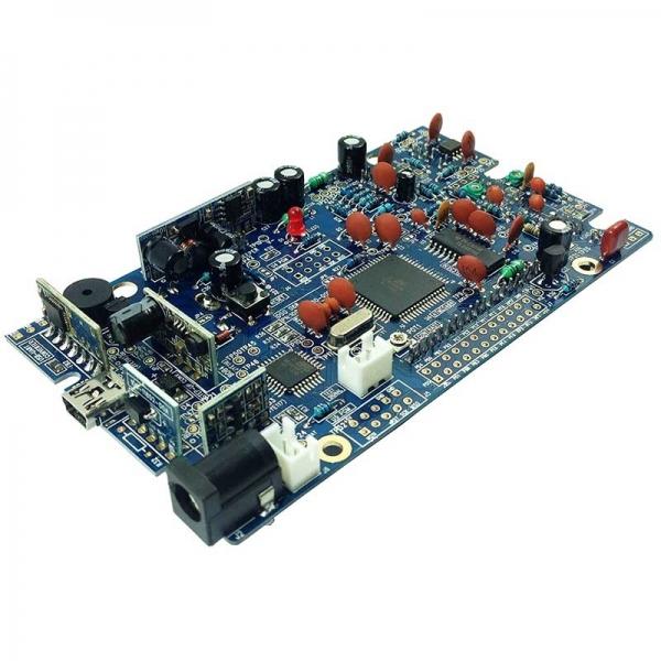 Цифровой осциллограф (до 3 МГц)