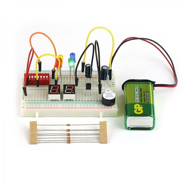 Конструктор Оптоэлектроника  - серия Азбука электронщика