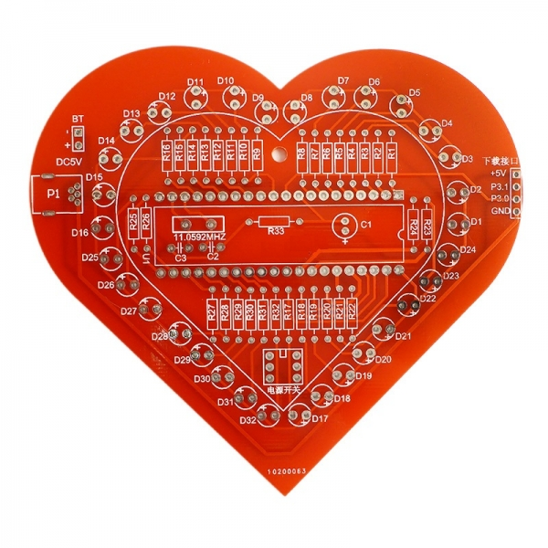 Набор для сборки «Живое сердце»