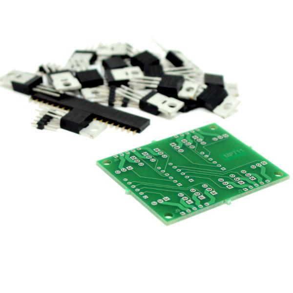 Исполнительное устройсвто для модуля МР710 (16-каналов по 3А, мах. 55В)