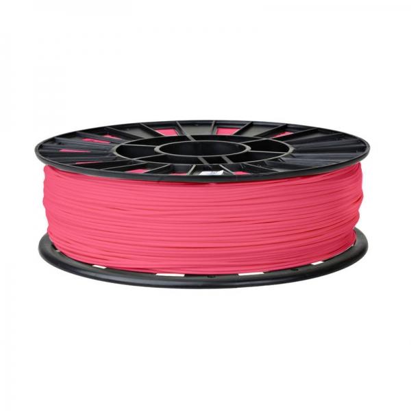 PLA катушка 1.75мм, 1кг Пластик для 3D печати. Розовый