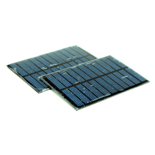 Солнечные батареи. 2 х 5.5В, 1.8Вт