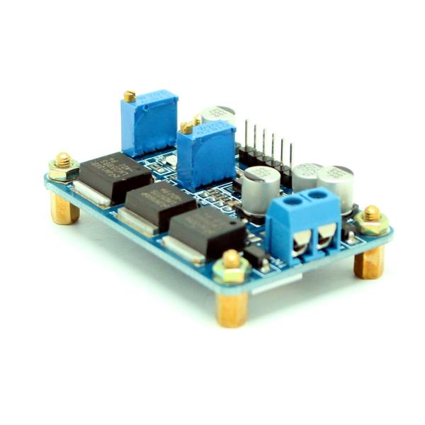 Импульсный, 3-х канальный преобразователь напряжения. Вход 5-22В, выходы: 3,3В, 12-30В, 1,25-26В.