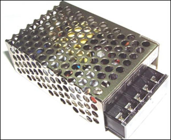 Источник питания импульсный RS-25-15, 15В, 1.7А в корпусе