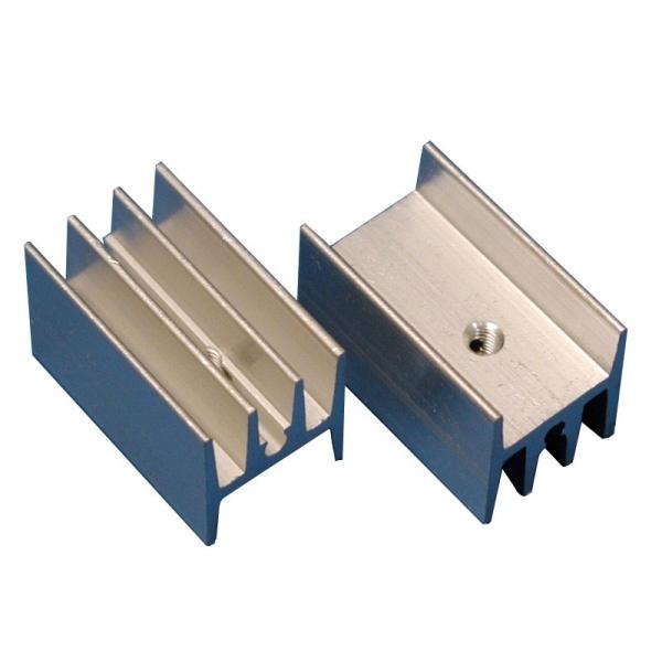 Радиатор алюминиевый RAD1 (эф. площадь 50 см2)