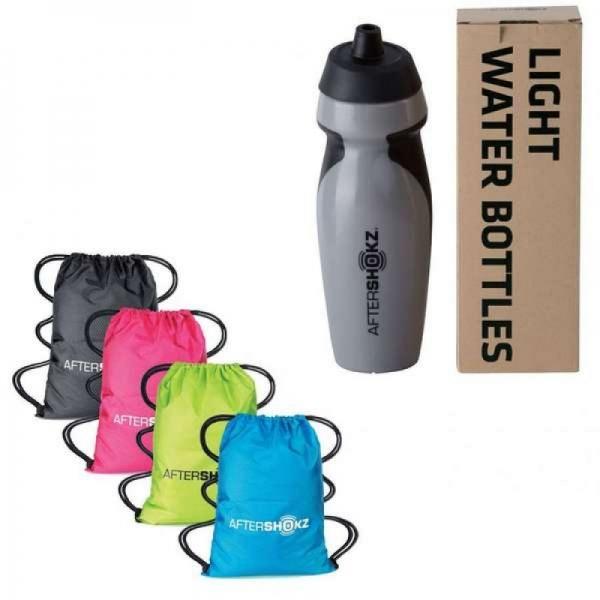 Комплект аксессуаров Aftershokz бутылка для воды + яркий мешок
