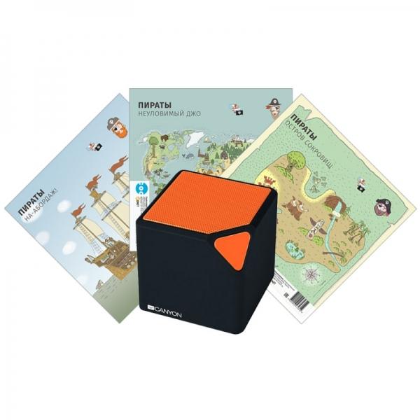 Развивающая игра Coobic игры про пиратов и сказки про разбойников