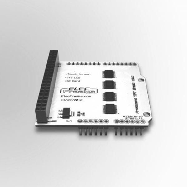 Преобразователь уровней 3,3 / 5 В для мониторов TFT01 Arduino