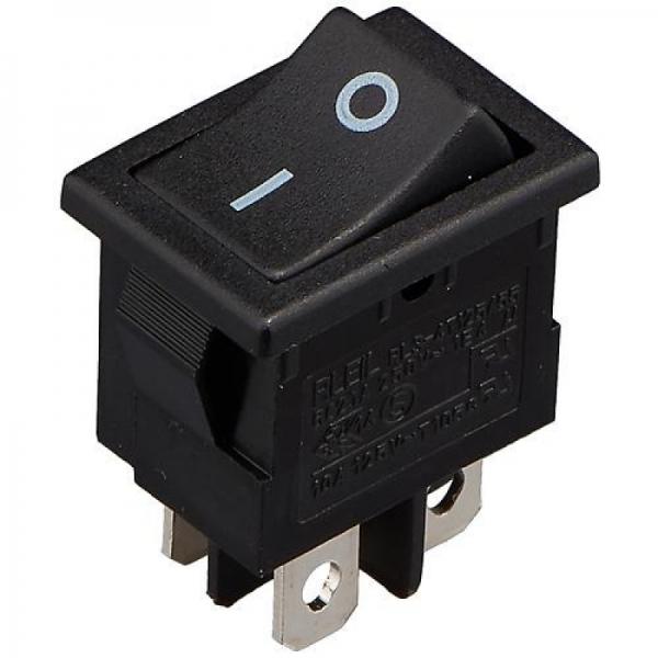 Выключатель клавишный с фиксацией SWR-45