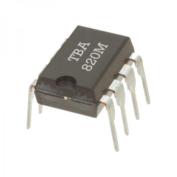 Микросхема TBA820ML-D08-T (УМЗЧ)