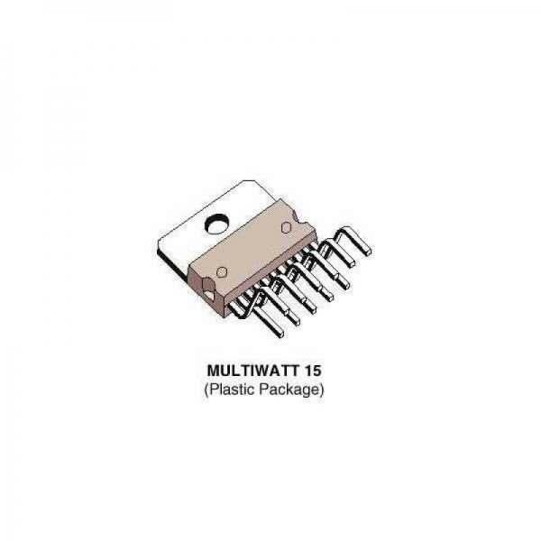 Микросхема TDA7294V (УЗМЧ)