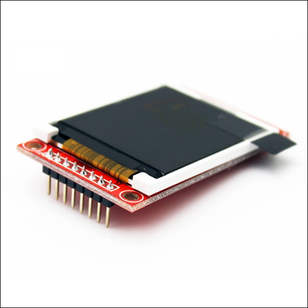 "1,8"" TFT дисплей (160 * 128) для Arduino"