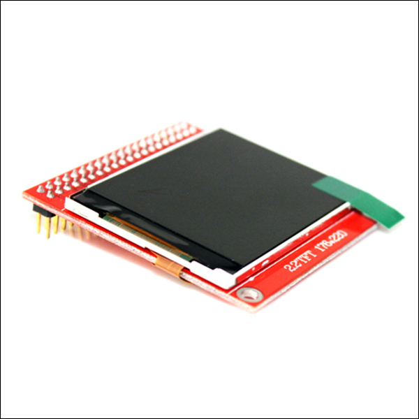 "2.2"" TFT дисплей (220 * 176) для Arduino"
