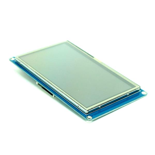 """TFT дисплей 4.3"""" (480 * 272) с сенсорной панелью (touch screen) для Arduino"""