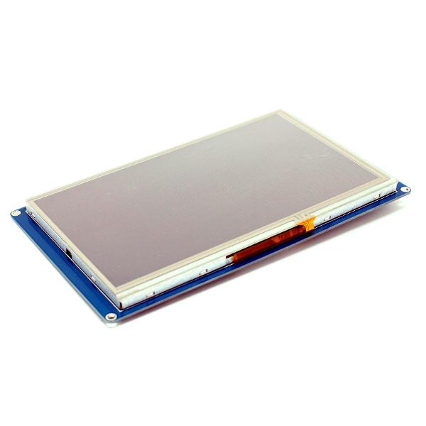 """7"""" TFT дисплей (800 * 480) с сенсорной панелью (touch screen) для Arduino"""