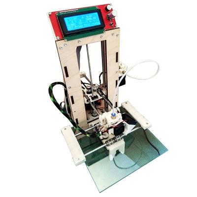 3D MC7 Prime mini - 3D принтер-конструктор, 3D START v2.0