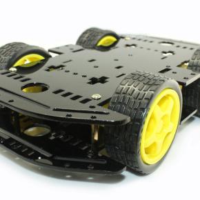 MP609 - Шасси с четырьмя ведущими колесами