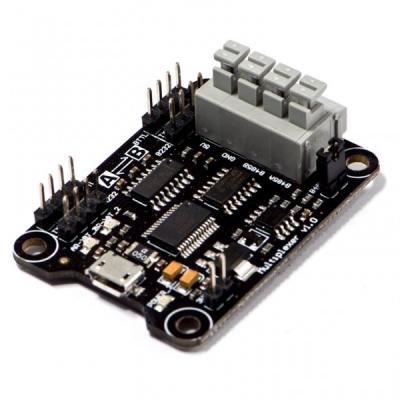 DK0224 - Универсальный конвертер USB/RS232/RS485/TTL (адаптер интерфейсный)