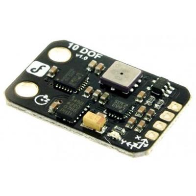 DF0004 - Комбинированный датчик 10 DOF Mems IMU Sensor (акселерометр, магнитометр, гироскоп, барометрический датчик давления)